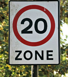 Thoughts on the borough-wide 20mph speed limit consultation