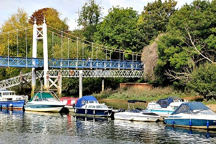 • Take another walk round Teddington - with a fresh pair of eyes